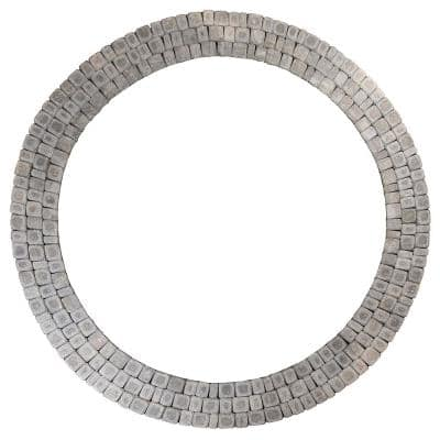 33.24 ft. x 1.375 ft. x 2.375 in. Cascade Blend Old Dominion Paver Circle Expansion Kit (260 Piece/45.72 sq. ft./Pallet)