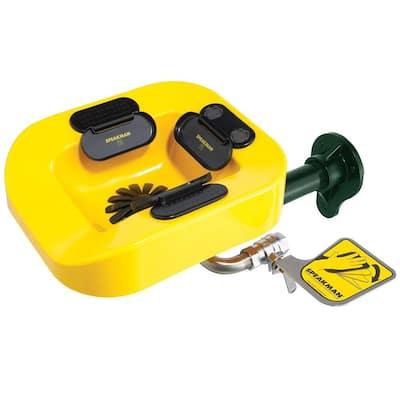 Optimus Emegency Eye and Facewash Station, Yellow