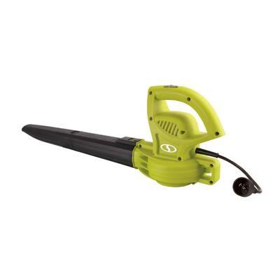 155 MPH 200 CFM 6 Amp Electric Handheld Leaf Blower