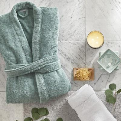 Regal Egyptian Cotton Bath Robe