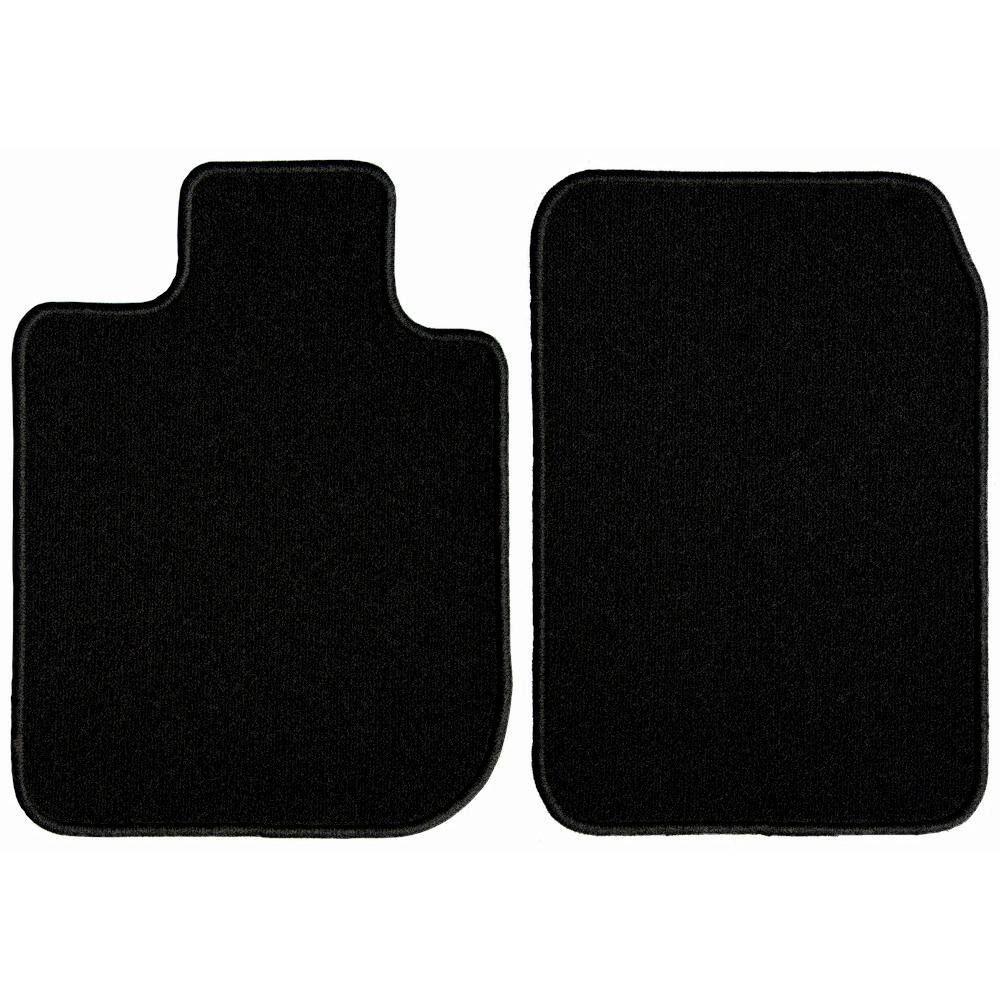 Passenger /& Rear Floor GGBAILEY D3717A-S1A-GY-LP Custom Fit Car Mats for 2005 2007 Ford Five Hundred Grey Loop Driver 2006
