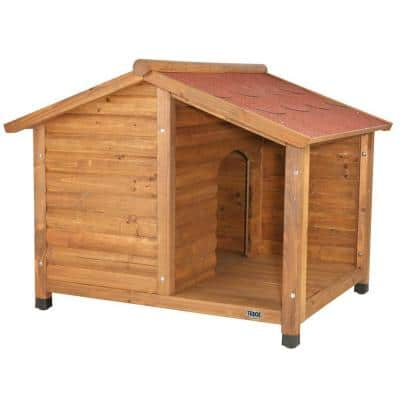 Rustic Medium Dog House
