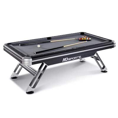 Titan 7.5 ft. Pool Table