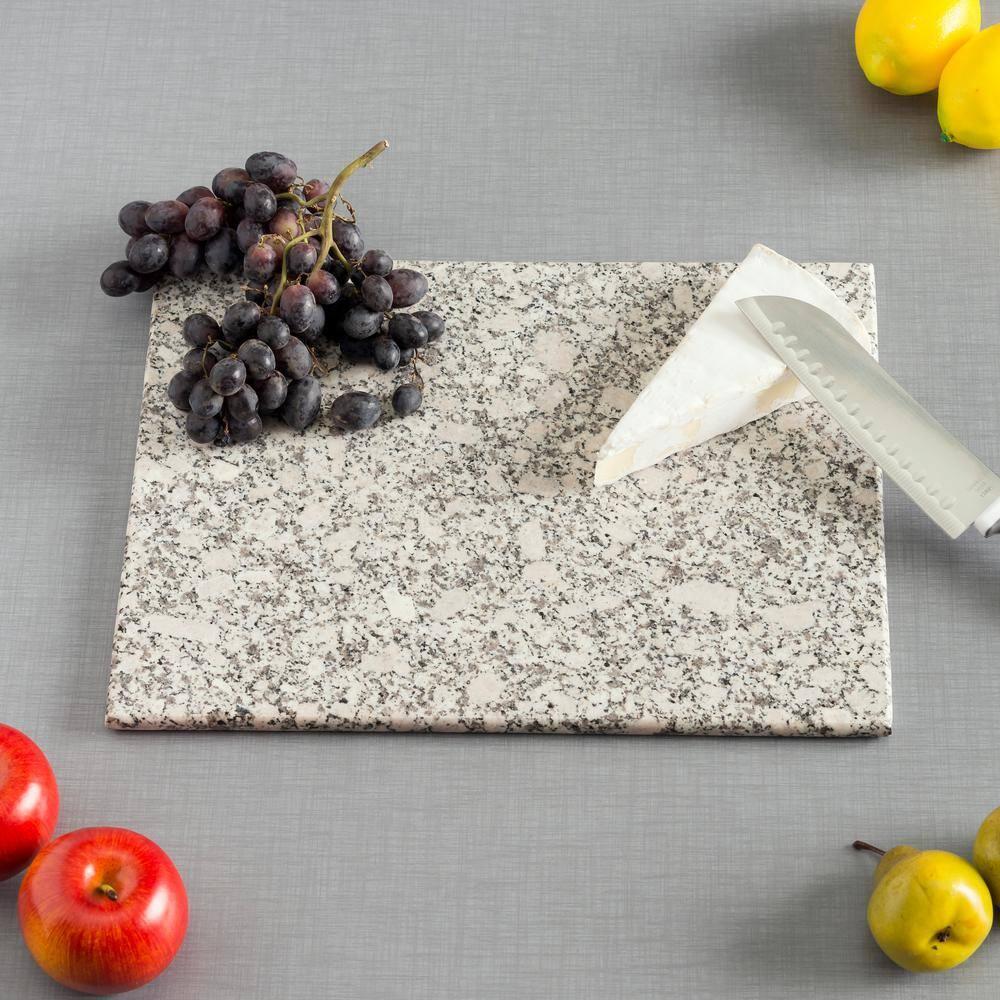 "2 x Granite Cutting Board Stone 12/"" x 10/"""