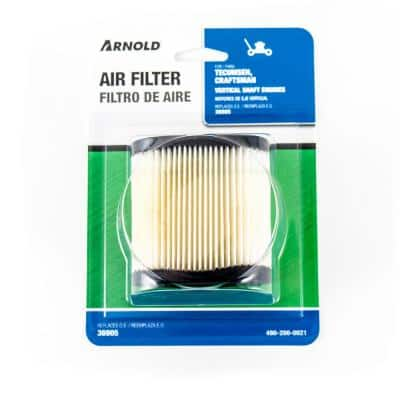 Replacement Air Filter for Tecumseh and Craftsman Vertical Shaft Engines Replaces OE# 36905