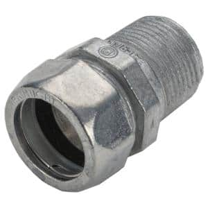3/4 in. Mighty-Seal Raintight EMT NPT Thread Connectors (25-Pack)