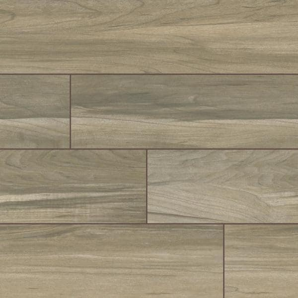 Msi Carolina Timber Saddle 6 In X 36 In Matte Ceramic Floor And Wall Tile 15 Sq Ft Case Ncartimsad6x36 The Home Depot