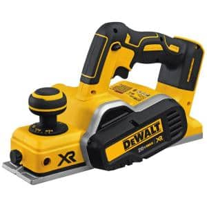20-Volt MAX XR Cordless Brushless 3-1/4 in. Planer (Tool-Only)
