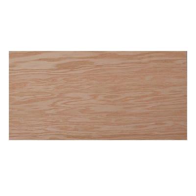 1/4 in. x 2 ft. x 4 ft. Regional Hardwood