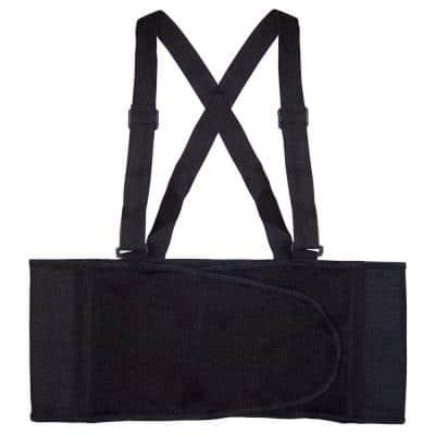 Extra Large Black Back Support Belt