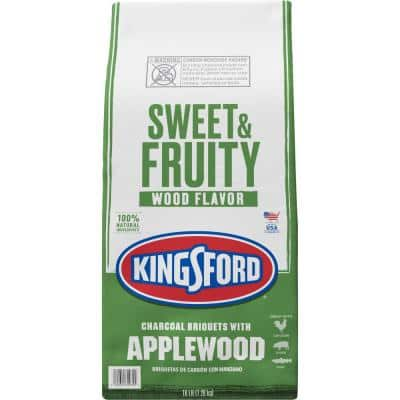 16 lbs. Original Charcoal Briquettes with Applewood
