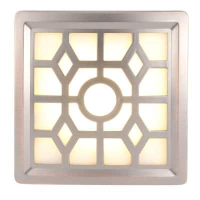 Bronze 4-LED Soft Glow Sensor Light