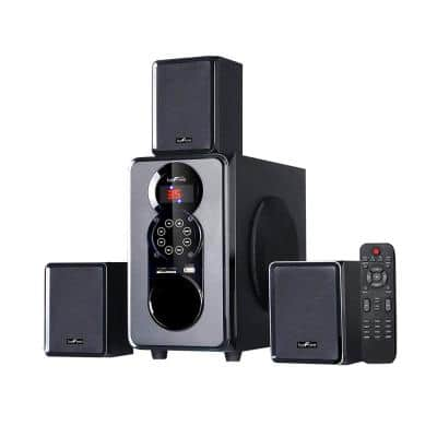 3.1 Channel Surround Sound Bluetooth Speaker System