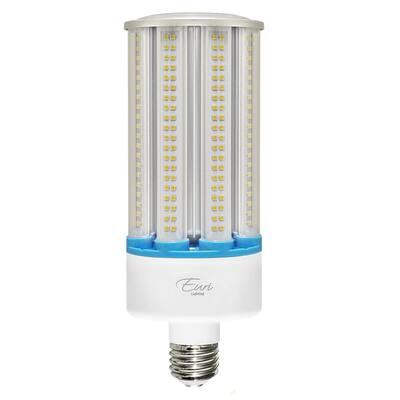 250-Watt Equivalent Corn Cob (5000K) LED Ballast Bypass Light Bulb in Cool White (1-Bulb)
