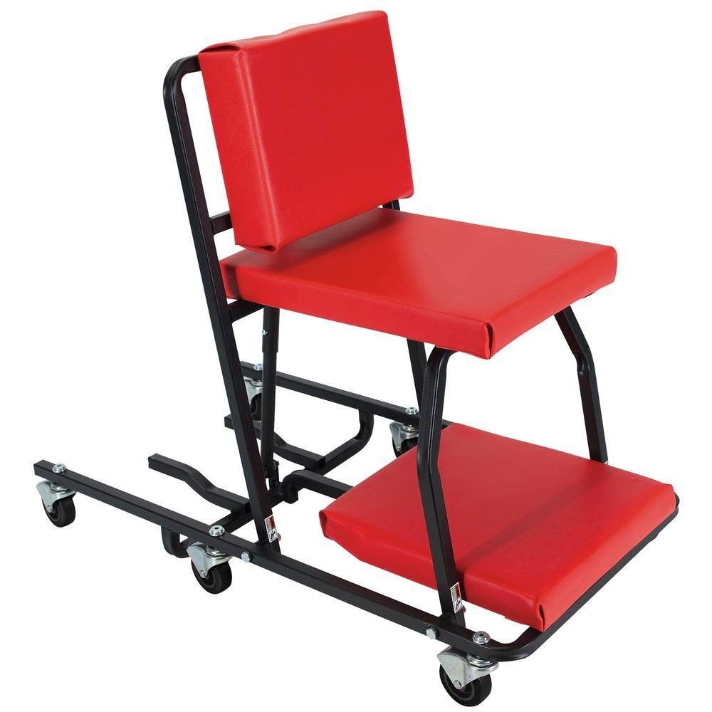 40 in. Convertible Creeper Seat