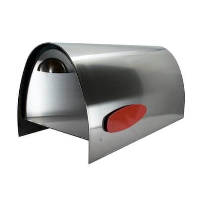 Spira Large Stainless Mailbox