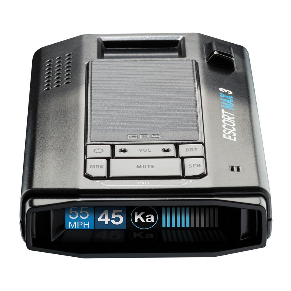 MAX 3 Radar/Laser Detector
