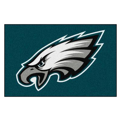 NFL - Philadelphia Eagles Rug - 19in. x 30in.