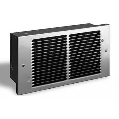 Paw Stainless Steel 1500-Watt 5118 BTU Electric Wall Heater 120-Volt