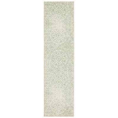 Juniper Cream 2 ft. x 10 ft. Indoor Runner Rug