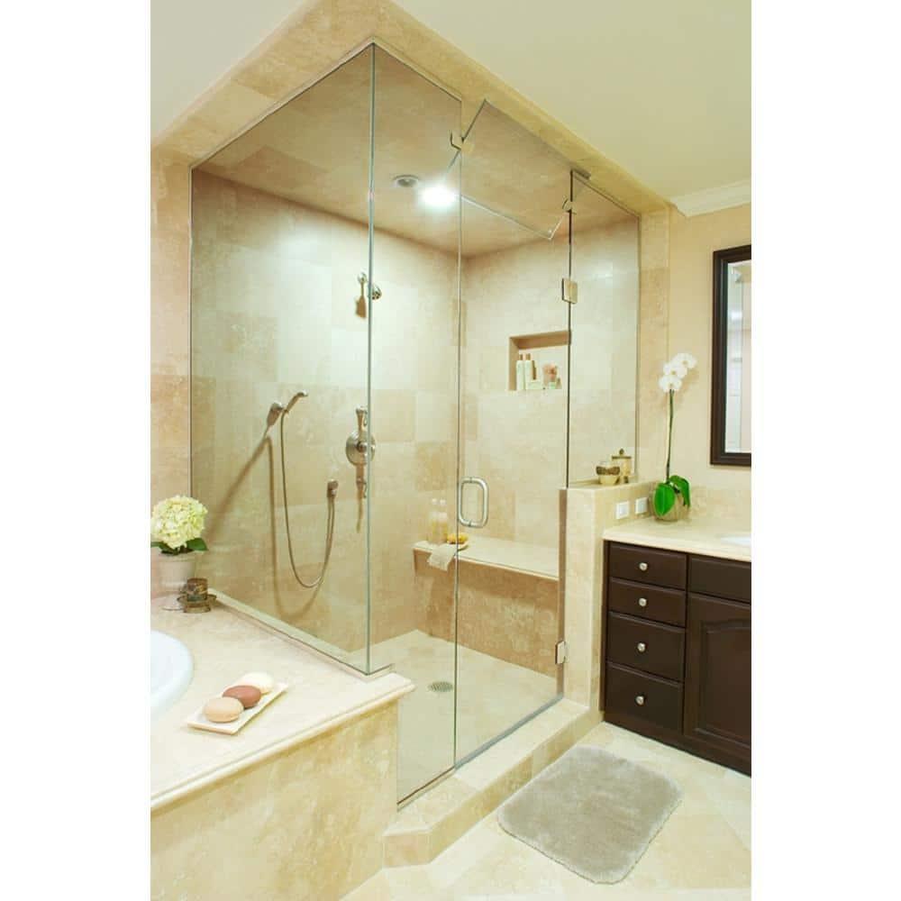 The Home Depot Installed Custom Frameless Shower Doors Hdinstcfsd2