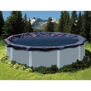 15' Deluxe Winter Cover Round