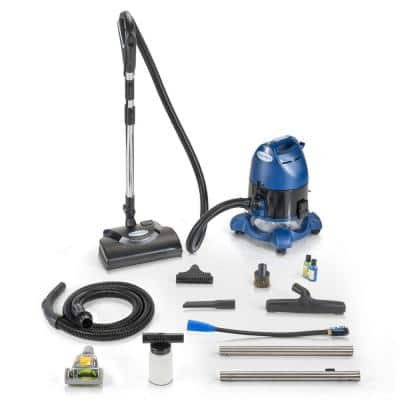 Water Filtration Bagless Canister Vacuum Cleaner With pet tool & Attachments