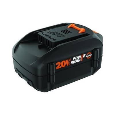 POWER SHARE 20-Volt 6.0Ah Battery