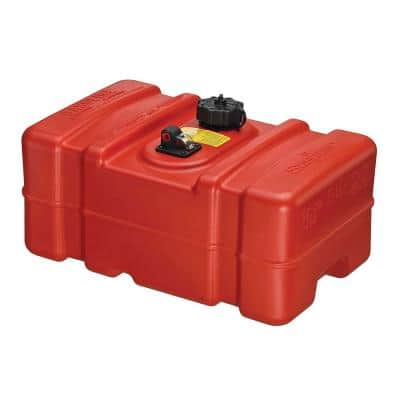 9 Gal. EPA and CARB Certified OEM Portable Gas Can with Hard Cap