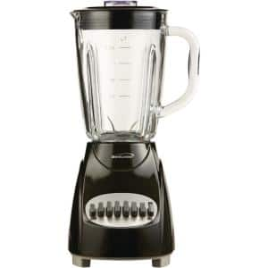 42-Ounce 12-Speed Electric Blender with Glass Jar