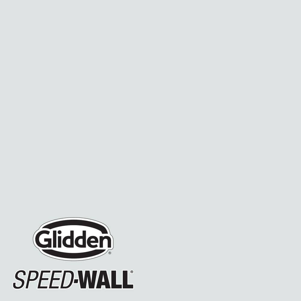 Glidden Speed Wall 5 Gal Inverness Gray Ppg1012 2 Semi Gloss Interior Latex Paint Ppg1012 2s 05sg The Home Depot