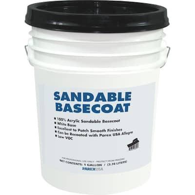 1 Gal. Stucco Sandable Basecoat