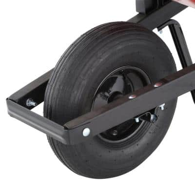 4 cu. ft. Poly Wheelbarrow