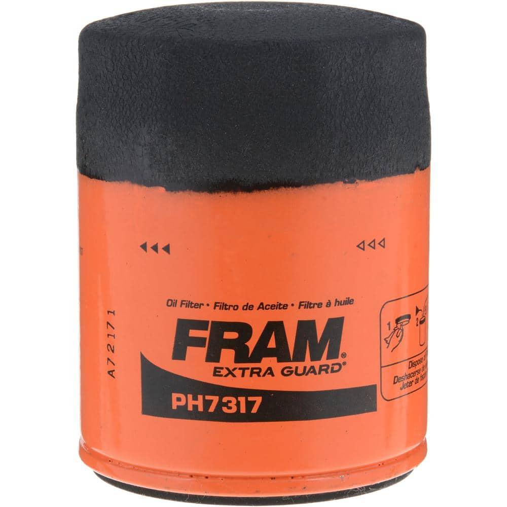 Fram Filters 3.7 in. Extra Guard Oil Filter