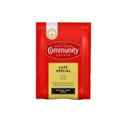 2.5 oz. Cafe Special Medium-Dark Roast Premium Ground Coffee Fractional Packs (40-Count)