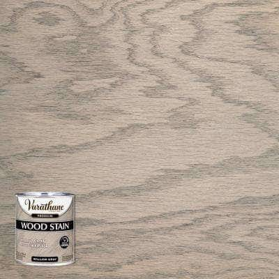 1 Qt. Willow Gray Premium Fast Dry Interior Wood Stain