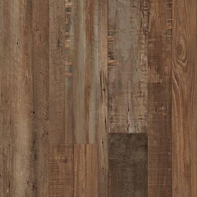 Vinyl Pro Classic Redefined Pine 7.12 in. W x 48 in. L Waterproof Luxury Vinyl Plank Flooring (23.77 sq. ft)
