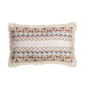 Hampton Bay 20 In X 12 In Manistree Lumbar Rectangle Outdoor Lumbar Pillow 2 Pack Tk1x108b D9d2 The Home Depot