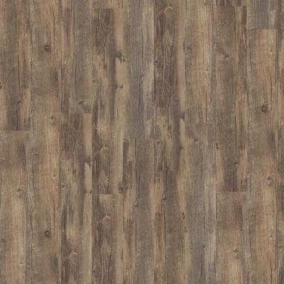 Wisteria 6 in. W Surf Adhesive Luxury Vinyl Plank Flooring (53.93 sq. ft./case)