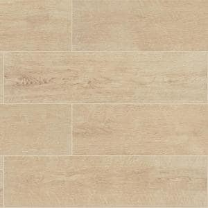 Meadow Wood Pine 6 in. x 24 in. Glazed Porcelain Floor and Wall Tile (15 sq. ft. / case)