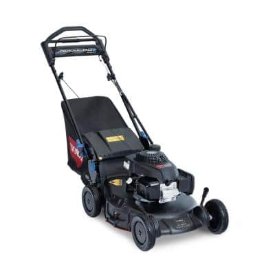 Super Recycler 21 in. 160 cc Honda Engine Gas Personal Pace Walk Behind Self-Propelled Lawn Mower with FLEX Handle