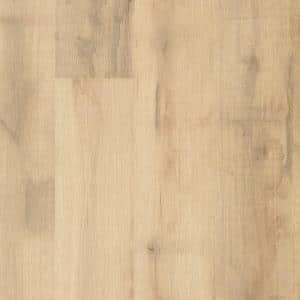 Outlast+ 7.48 in. W  Bleached Woodland Oak Waterproof Laminate Wood Flooring (19.63 sq. ft./case)