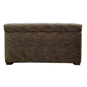 Angela Lucky Phantom Button Tufted Upholstered Storage Trunk