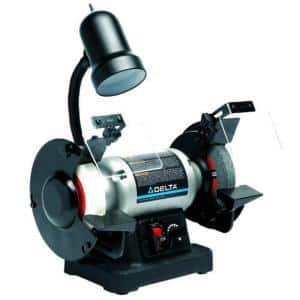 6 in. Variable Speed Bench Grinder