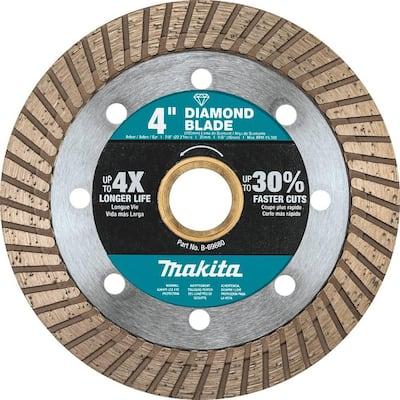 4 in. Turbo Rim Diamond Blade for General Purpose