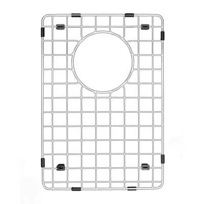 10 in. x 14-7/8 in. Stainless Steel Bottom Grid Fits QA-760