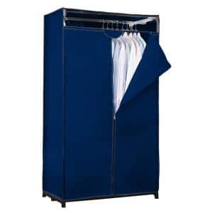 Navy Portable Closet (36 in. W x 63 in. H)
