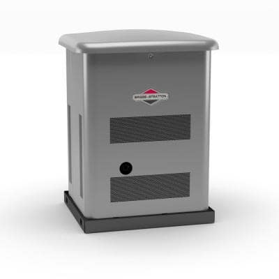 12,000-Watt Automatic Air Cooled Standby Generator