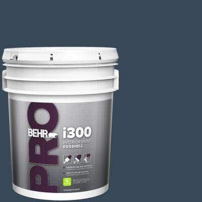 5 gal. #570F-7 Midnight Dream Eggshell Interior Paint