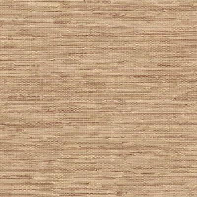 Grasscloth Vinyl Roll Wallpaper (Covers 56 sq. ft.)